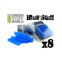 Blue Stuff Mold 8 Bars