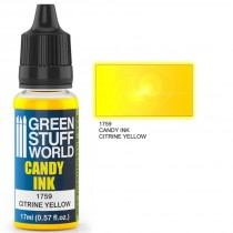Candy Ink Citrine Yellow