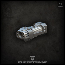 Plasma Cannon Tip