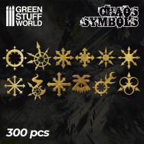 Chaos Runes and Symbols