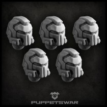 Crushers helmets