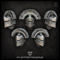 Centurion Knight Helmets
