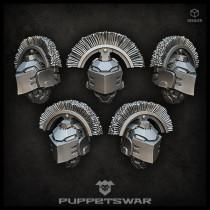 Centurion Breacher Knight Helmets