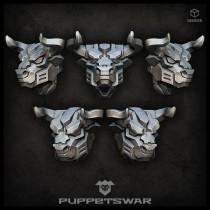 Bull Helmets