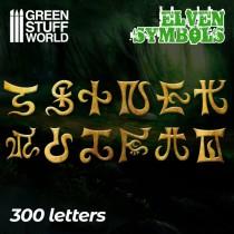 Elven Runes and Symbols