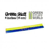 Green Stuff Tape WITH GAP (6 inches)