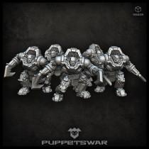 H.I. Mutants squad
