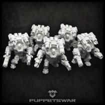 H.I. Mutant overkill team