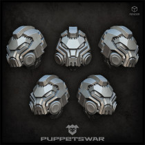 Heavy Breacher Helmets v1