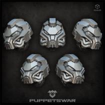 Heavy Breacher Helmets v2