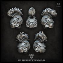 Heavy Breacher Paladin Helmets v2