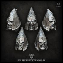 Tormentors heads