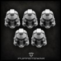 Reapers helmets