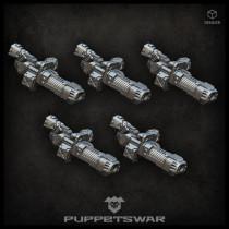 Infantry Plasma Cannons