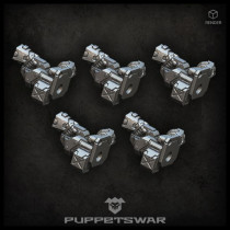 Infantry Weapon Cores