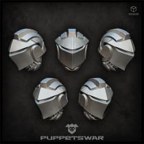 Jouster Helmets