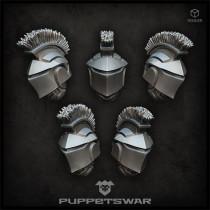 Jouster Praetorian Helmets