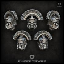 Centurion raepers helmets
