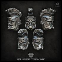 Praetorians heads