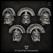 Centurions heads