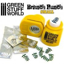 Miniature Branch Punch Yellow