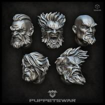 Norsemen Heads
