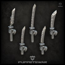 Orc Katanas (right)