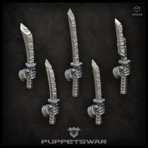 Orc Katanas (left)