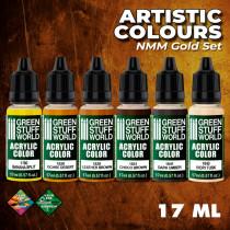 Paint Set - NMM Gold