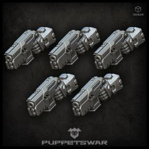 Heavy Assault Pistols (left)