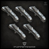 Heavy Plasma Blasters (right)