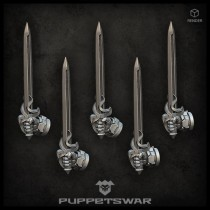 Rapier Swords (right)