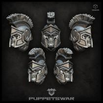 Hoplite Reapers helmets