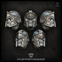 Spartan Reapers helmets