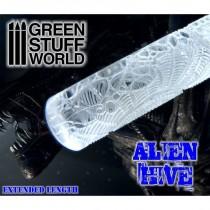 Rolling Pin Alien Hive