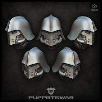 Sentinel Knight Helmets