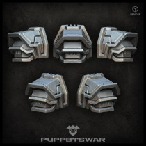 Commander shoulder pads (pre-order)
