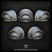 H.I. Praetorian shoulder pads (pre-order)