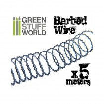 Miniature Barbed Wire