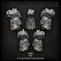 Spartan Paladin Helmets