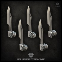 Spartan Swords (right)