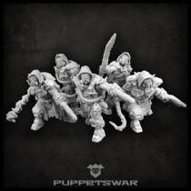 Veteran Stalkers