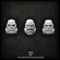 Steam Ogres heads