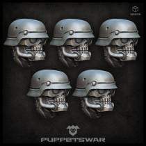 Sturmpioniere Reaper heads