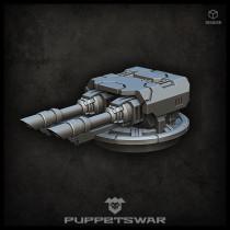 Laser Turret MKV