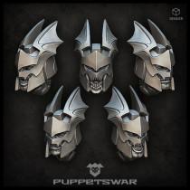 Vampire Guard Heads