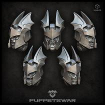 Vampire Knight Heads