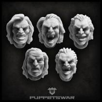 Noble Vampire heads