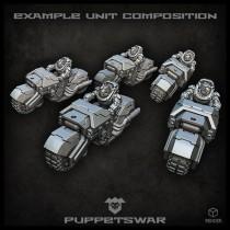 Prime Riders Squadron Configurator